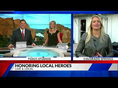 7th Annual Veterans 4 Veterans Party Preview on FOX21 Local News Right Now
