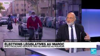 Élections législatives au Maroc : spectaculaire déroute des islamistes au pouvoir • FRANCE 24