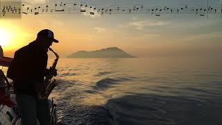 Zeni N, Erdit Mertiri - Still Together (Tonystar & Syntheticsax Remix) and sheet music sax alto