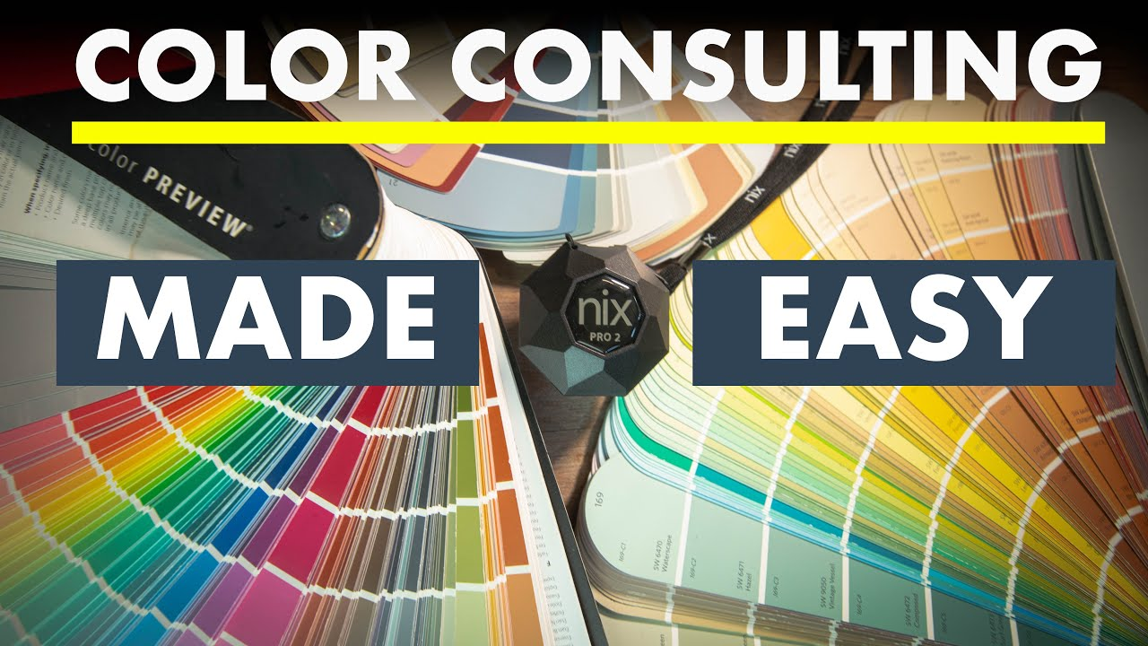 Color Consulting Has Never Been So Easy!!!