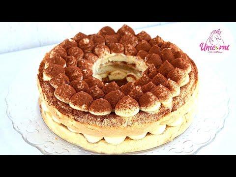 #4 Cream tart Tiramisù più buona e soffice che mai