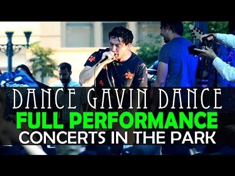 Dance Gavin Dance - FULL SET! LIVE! Concerts In The Park Sacramento