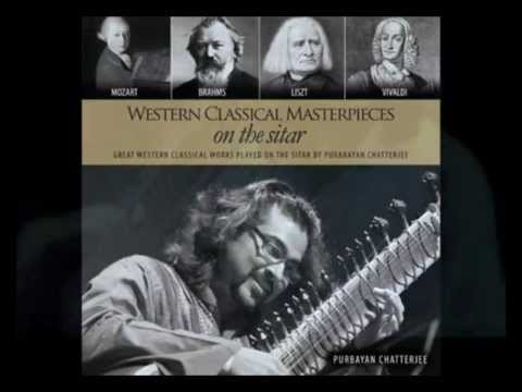 Western Classical Masterpieces On The Sitar - Purbayan Chatterjee
