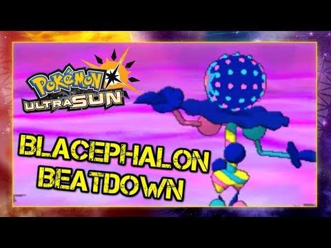 Pokemon Ultra Sun and Moon VGC 2019 Sun Series Battle - Blacephalon Beatdown