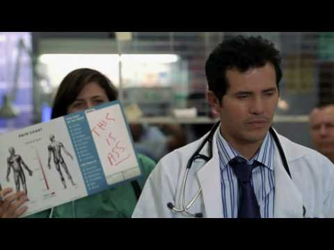 This is Ass   ER S12 E7 The Human Shield  Maura Tierney