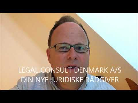 Video 2 Legal Consult Denmark A/S