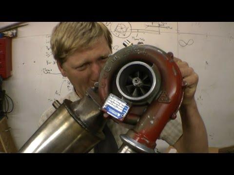 How to build a TURBOJET ENGINE - The Maths