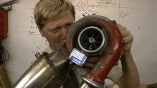 How to build a TURBOJET ENGINE - The Maths