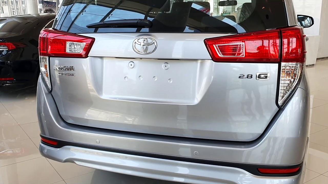 Toyota Innova 2020 2.8AT G