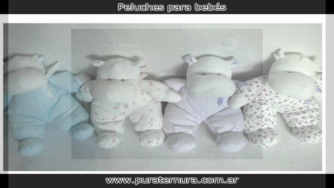 peluches para bebes youtube. Black Bedroom Furniture Sets. Home Design Ideas