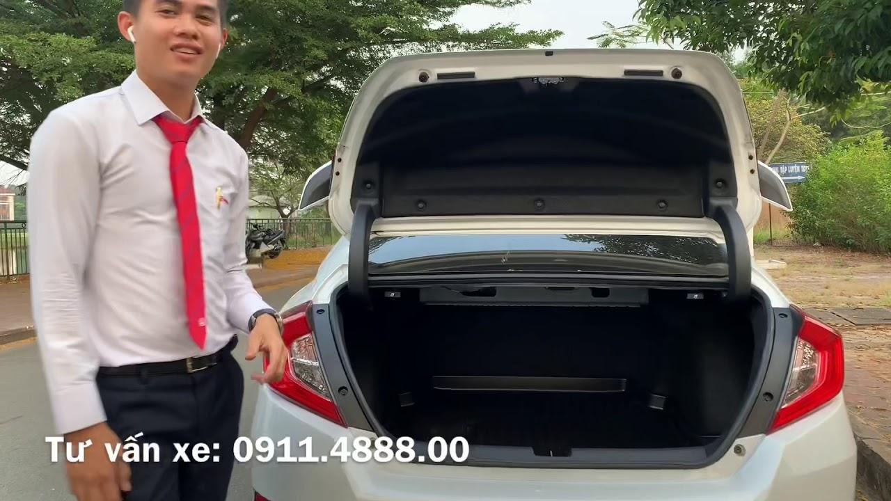 {Honda Civic RS 2020} Biên Hoà Đồng Nai, Giá Lăn Bánh Trả Trước 300TR, Nhiều K/Mãi, Gọi 0911.4888.00