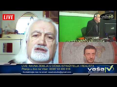 LIVE: RAVNA ZEMLJA U OČIMA ISTRAŽITELJA I REALISTA - Omogućila VAŠA TV