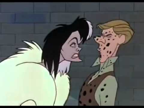 The Blasted Pen (101 Dalmatians, 1961)