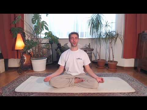 Le Yoga d'Olivier : échauffement