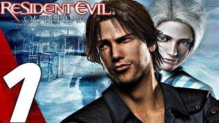 Resident Evil Outbreak HD - Gameplay Walkthrough Part 1 - Prologue [4K 60FPS]