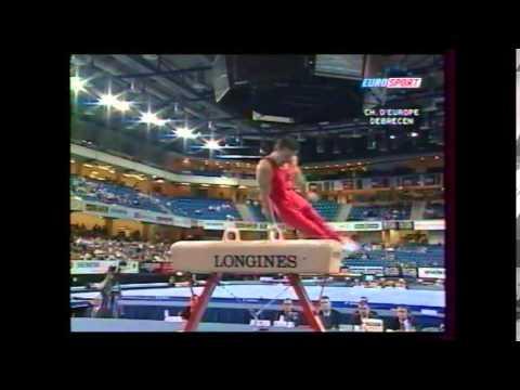 Marius URZICA (ROM) PH - 2005 Europeans Debrecen EF