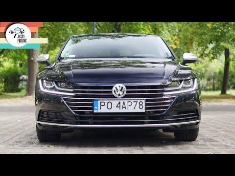 Volkswagen Arteon 2.0 TSI 280 KM 4motion: Blisko Phideona, blisko Passata - #229 Jazdy Próbne