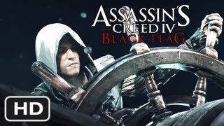Assassin's Creed 4: Black Flag - Edward Kenway Trailer
