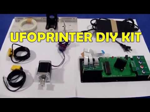 Electronics KIT for DIY DTG printer, Industrial MCU controller, only $200.  Free RIP as gift.