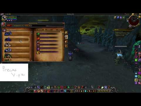 7.1.5 Stat weight and trinket discussion for an affliction Warlock