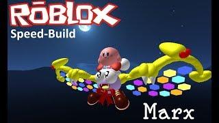 "ROBLOX Building Timelapse : ""Marx"""