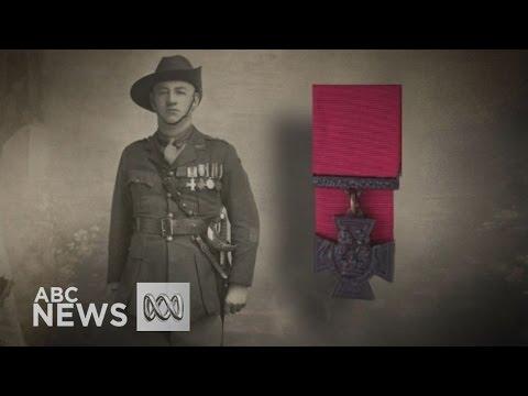 Gallipoli 2015: Albert Jacka VC, the 'Australian Achilles'