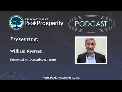 Bill Ryerson: The Challenges Presented By Global Population Growth