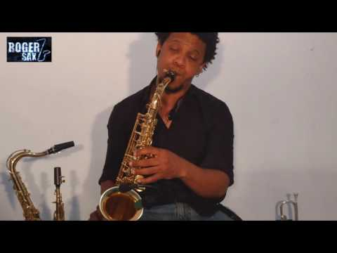 Aline Barros - ressucita-me Sax Cover RogerSax