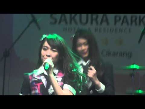 JKT48 Team T - Iiwake Maybe #SakuraMatsuri