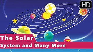 The Solar System and Many More | Popular Nursery Rhymes Collection