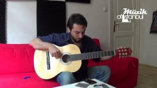 Klasik gitara akustik gitar teli takılırsa ne olur ?