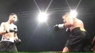 Sascha Alexander vs Sellim Sarall 12 12 15 Kickmas