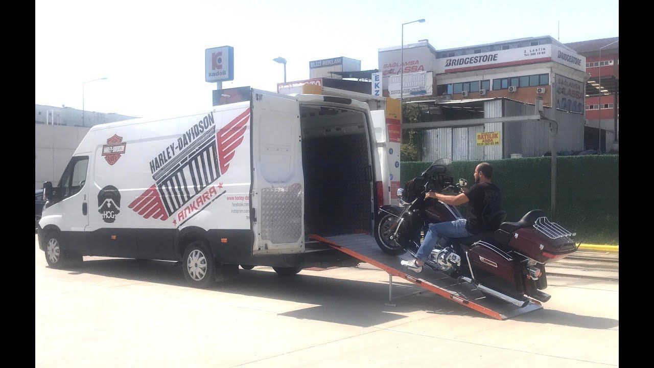 Motorcycle Loading Ramps