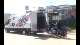 Motorcycle Loading Ramp / MEDLISRAMPS