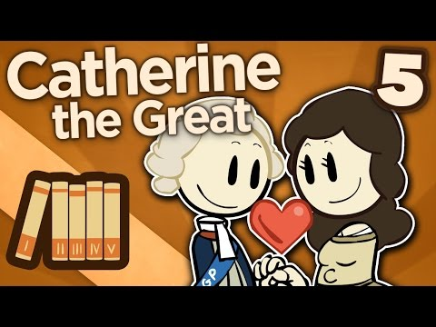Catherine the Great - V: Potemkin, Catherine's General, Advisor, and Lover - Extra History