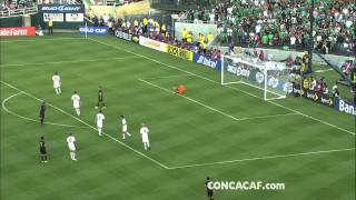 United States vs Mexico Gold Cup 2011 Championship Final