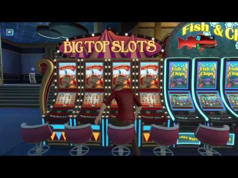 Gastar todo o dinheiro no Four Kings Casino and Slots