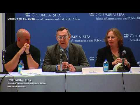 Wikileaks and Academia - a Panel Discussion at Columbia SIPA