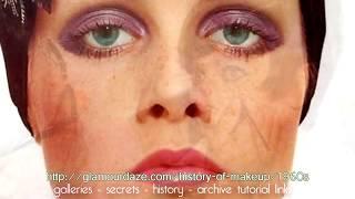 History of Makeup - The 1960's Thumbnail
