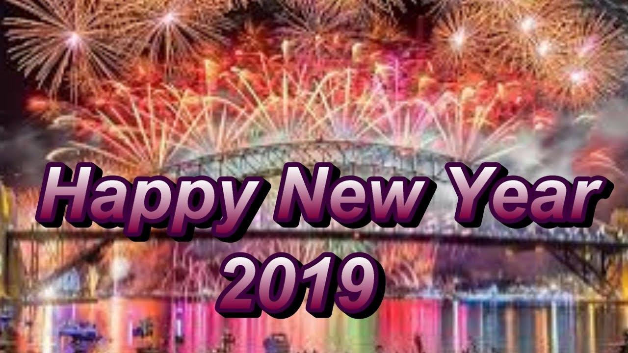 Happy New Year Fireworks 98
