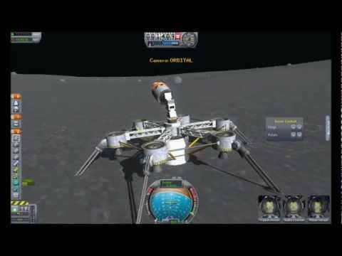 kerbal space program mun mission - photo #20