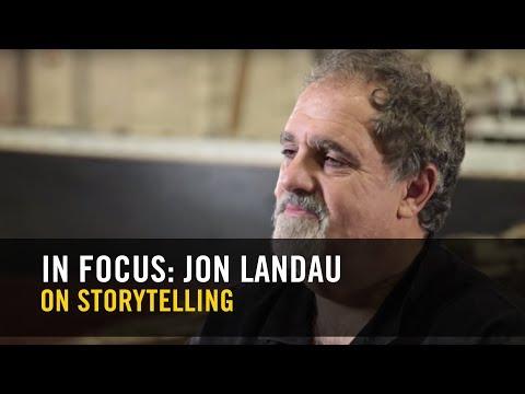 IN FOCUS: Avatar Producer JON LANDAU 'Stories are still the answer' #3