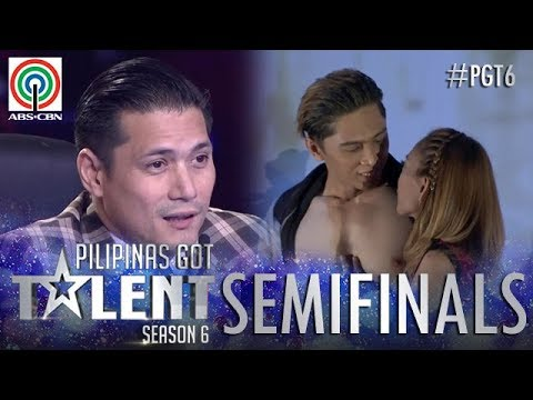 Pilipinas Got Talent 2018 Semifinals: Karl Matrix - Illusion TV Magic