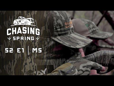 Chasing Spring S2 Ep1 – Mississippi turkey hunting
