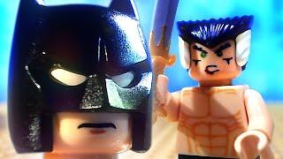 Lego Batman vs. Ra's Al Ghul: Desert Duel