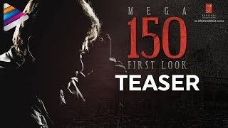 Chiranjeevi 150th Movie Khaidi No 150 First Look Teaser | #KhaidiNo150 | Ram Charan | Kajal Aggarwal