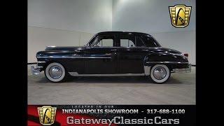 1949 Chrysler Windsor #110-ndy Gateway Classic Cars - Indianapolis