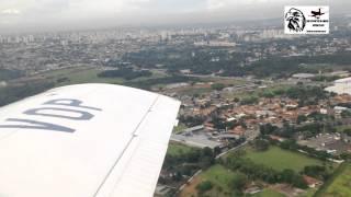 decolagem e pouso aeroporto de Goiânia-GO