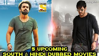 January 5 Upcoming South - Hindi Dubbed Movie | Mr Majnu | Intelligent Khiladi | Aakhri Baazi