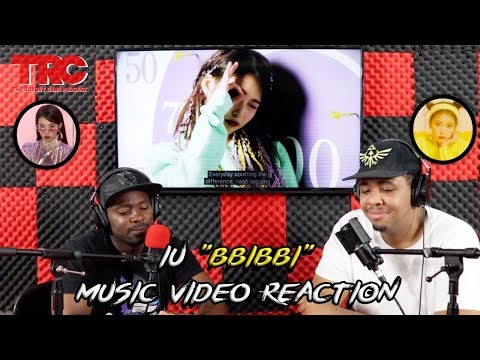 "IU ""BBIBBI"" Music Video Reaction"
